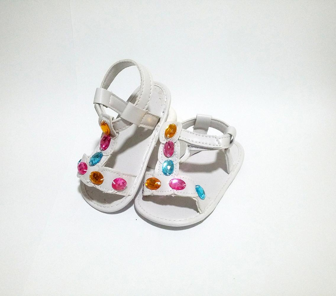 357351a9c9617 Dievčenské sandálky Jewel - Botis.sk - Predaj obuvi pre bábätká